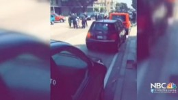 Uber Driver Suspected of Intentionally Striking Bicyclist Surrenders Drivers License | NBC Bay Area