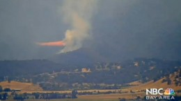 Gilroy Wildfire Near Eagle Ridge Golf Course Fully Contained | NBC Bay Area