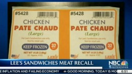 Lee_s Sandwiches Recalls Uninspected Chicken, Beef, Pork_ USDA | NBC Bay Area