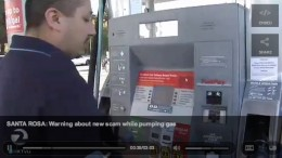 SANTA ROSA_ Warning about new scam while pumping gas - KTVU --1