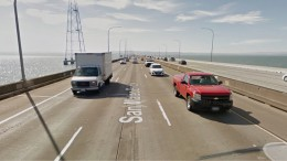San Mateo Bridge - Google Maps