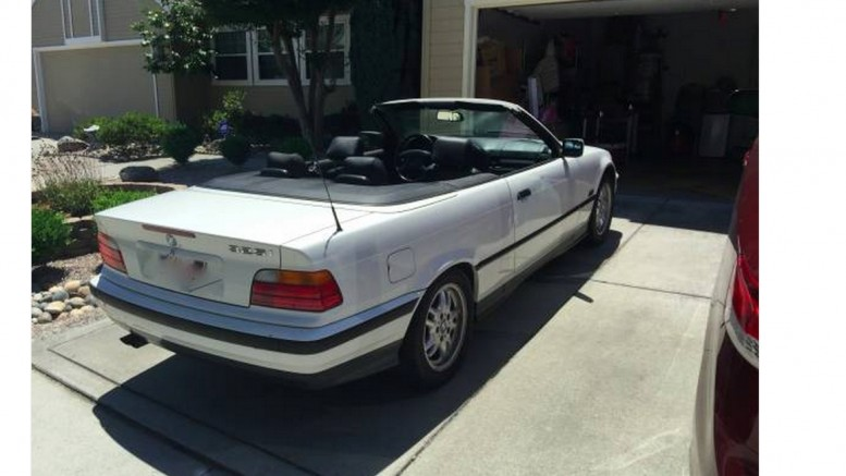 1995 BMW Unique Owner History _trade?_