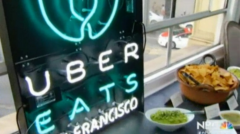 Uber Starts Food Delivery Service in Bay Area | NBC Bay Area