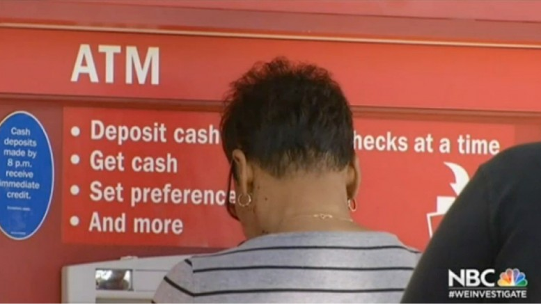'Shoulder Surfer' Scammers Target Bank of America ATMs in East Bay | NBC Bay Area-1