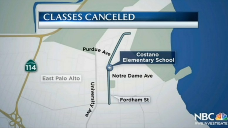 Cold Weather Forces East Palo Alto School to Cancel Classes | NBC Bay Area